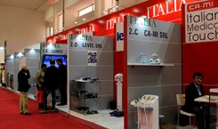 Italy pavilion - Iran health