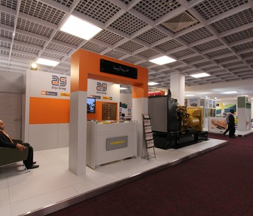 Cidex - Exhibition Stands