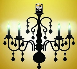 Exhibition Of Chandeliers & Decorative Light