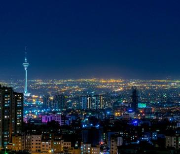 Tehran Landmarks