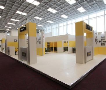 CIDEX عرفه شرکت سپنج سازه در نمایشگاه