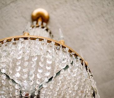 نمایشگاه لوستر و چراغ های تزئینی تهران