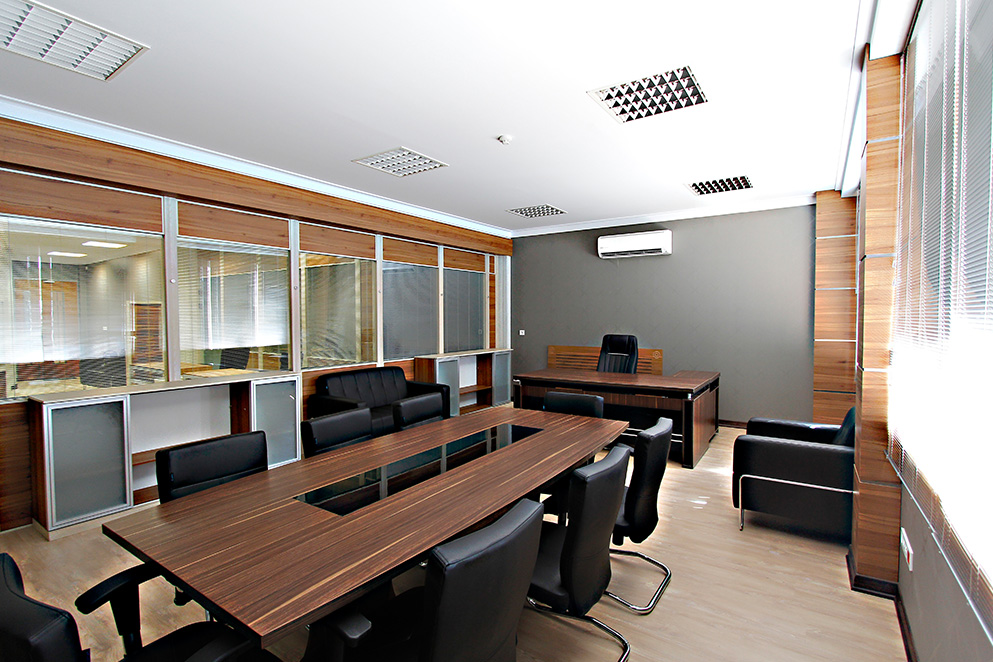 Hirad office interior decoration
