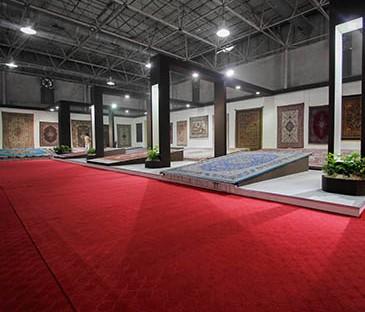 National Persian Carpet center 2014