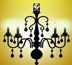نمایشگاه لوستر و چراغ های تزئینی